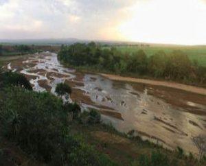 Vattenpulsådern The Great Usutu River